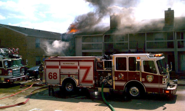 Houston Firehouse 68 Fueled By Fire Driven By Courage