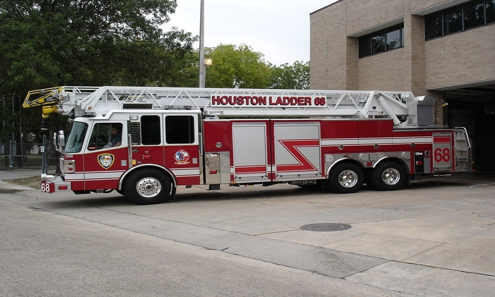 Ladder 68 Houston Firehouse 68